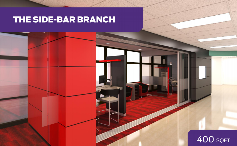 The Side-Bar Branch